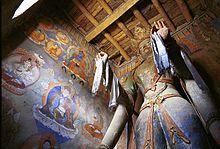monastero di Alchy