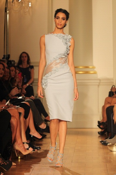Ozgur Masur - Runway - MBFWI S/S 2014 Presented By American Express