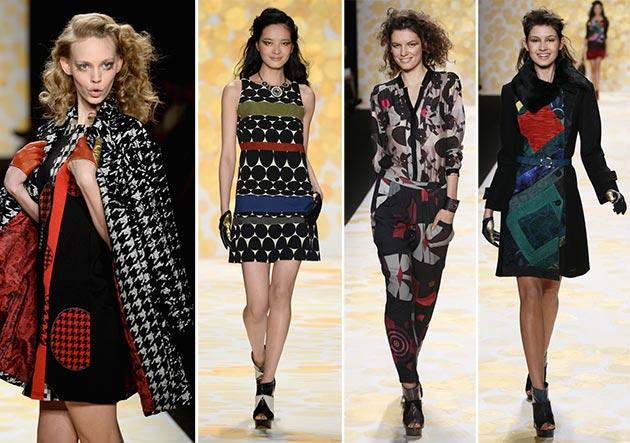 Desigual_fall_winter_2014 new york fashion week