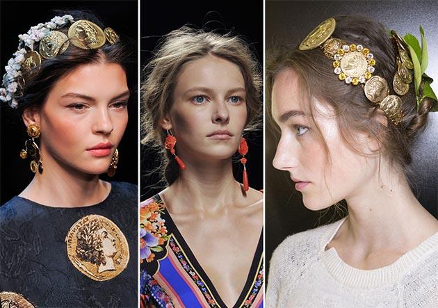 bahar yaz saç trend stil