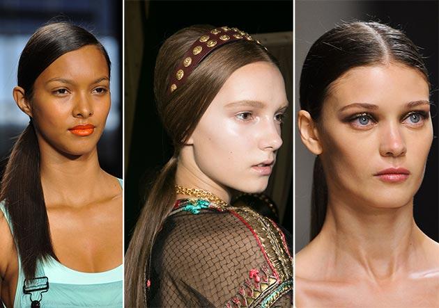 bahar yaz saç trendleri