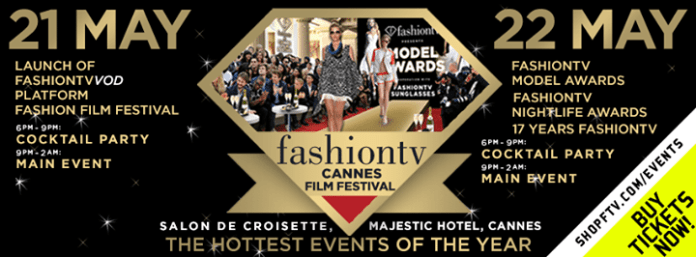 fashion tv cannes film festival 2014