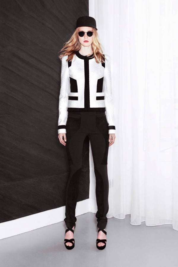 Monochrome-Outfits-in-Maxime-Simoens-Resort-2014-4-600x900