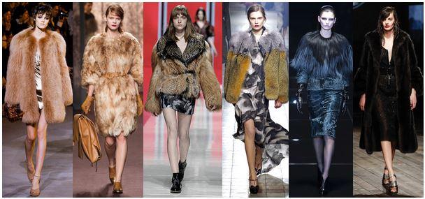 Fall Winter 2013 2014 - Fur Trend