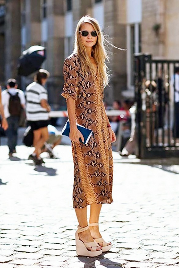 snakeskin-maxi-dress-tunic-dress-platform-wedge-sandals-work-summer-out-summer-night-out-party-via-swww