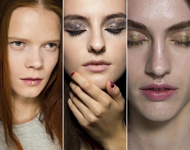 spring_summer_2015_makeup_trends_metallic_glittery_makeup21
