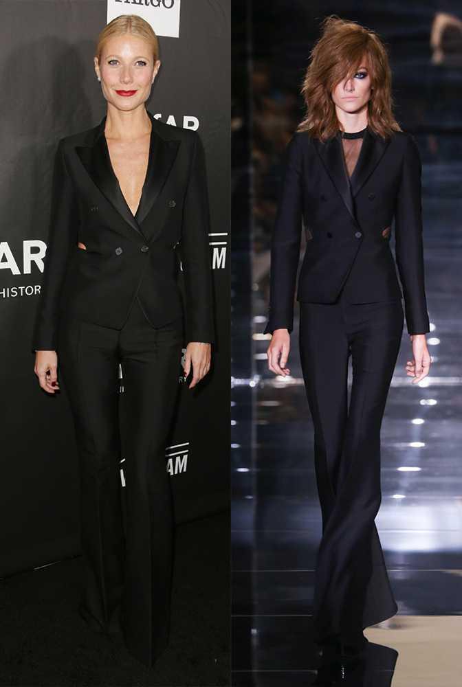 Gwyneth Paltrow - Bahar 2015 Tom Ford