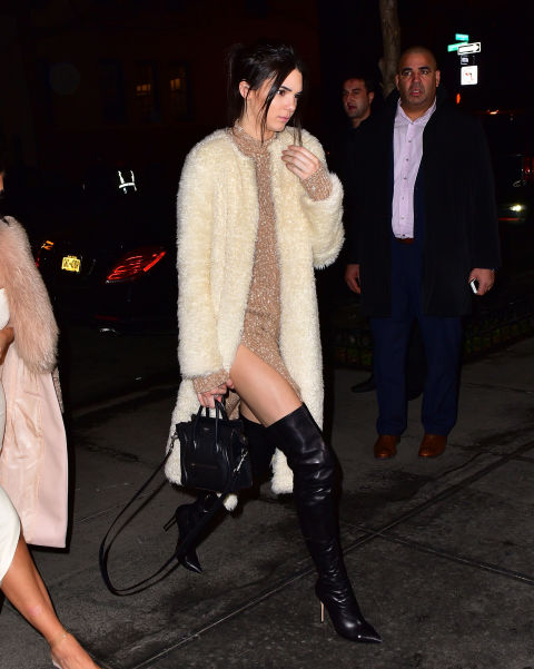 Out in New York.