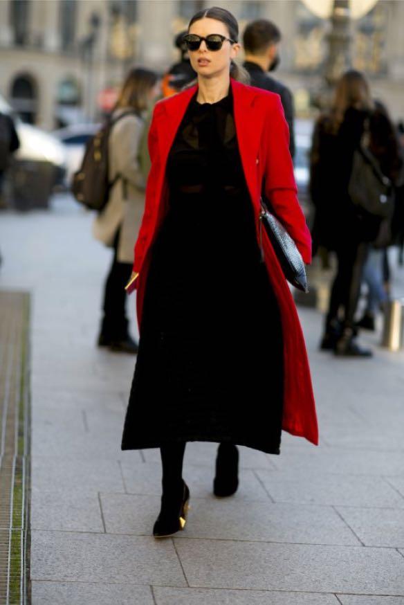 paris moda haftası sokak stilleri