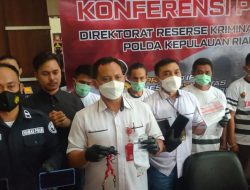 Polda Kepri Tangkap Lagi PMI Illegal di Tanjung Uban