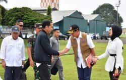 Presiden Jokowi Instruksikan Akses Daerah Terisolir di Sukajaya Bogor Dibuka