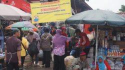 Dua Pedagang Positif Corona, Pemkot Cimahi Tutup Pasar Antri