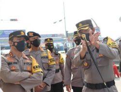 Sudah 7.000 Lebih Kendaraan Dihentikan dan Diperiksa di Exit Tol Pungkruk Sragen