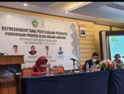 "PPG Madrasah ""Full"" Daring, Instruktur Dilatih Aplikasi ""Learning Management System"""