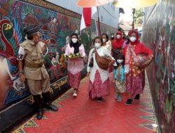 Tradisi Titiran, Mengenang Kisah Heroik di Kampung Batik Fragmen Pertempuran Lima Hari di Semarang