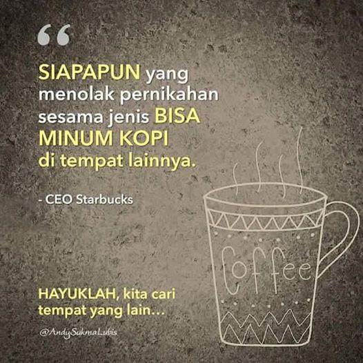 Meme Starbucks (Ilustrasi)