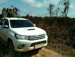 Penyanderaan di Riau, Tujuh Petugas KLHK Dibebaskan Satgas Karhutla