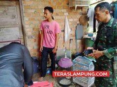 Perampokan di Tenjung Seneng, Kotabumi, Lampung Utara