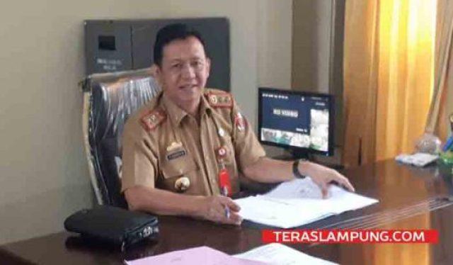 Kepala Dinas Pekerjaan Umum dan Penataan Ruang Lampung Utara, Syahbudin