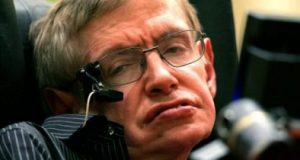 Stephen Hawking(chemtrailsplanet)