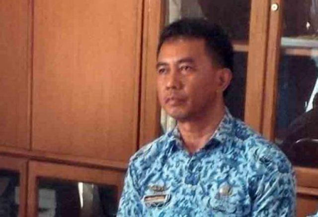 Pelaksana Tugas Kepala Dinas Pekerjaan Umum dan Penataan Ruang Lampung Utara. Franstorry