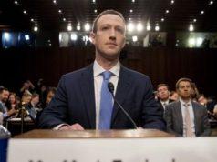 Facebook Hentikan Pengeluaran untuk Menentang UU Privasi California