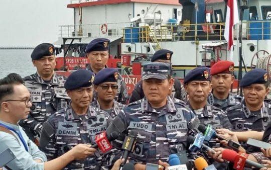 Angkut 800 Ton BBM Ilegal, Dua Kapal Tanker Ditangkap di Perairan Teluk Lampung