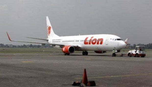 Pesawat Lion Air. Tempo/Aditia Noviansyah