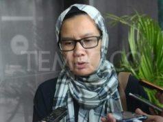 Koordinator Komisi untuk Orang Hilang dan Korban Tindak Kekerasan (KontraS), Yati Andriani. Dok TEMPO