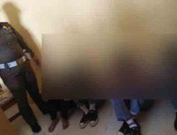 Asyik Tonton Video Porno, Tiga Pelajar SMA di Lampura Ditangkap Petugas