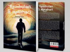 Buku kumpulan puisi Rembulan dan Matahari karya Soeryadarma Isman dan Sulaiman Juned.