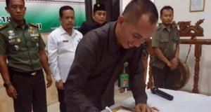 Ketua PN Gunung Sugih, Lampung Tengah Syamsul Arif