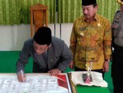 Pengadilan Agama Tanjungkarang Canangkan Zona Bebas dari Korupsi