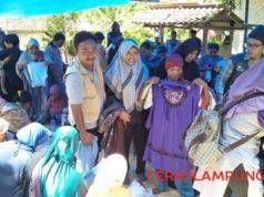 Gerakan Berkah pendamping Program Keluarga Harapan (PKH) Sidomulyo, Lampung Selatan.