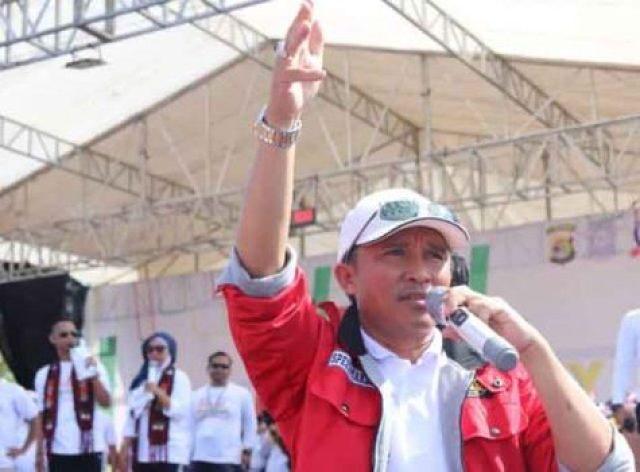 Ketua PDIP Lampung Barat, Parosil Mabsus