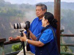 Istri mantan Presiden Indonesia Susilo Bambang Yudhoyono, Ani Yudhoyono diketahui telah menghembuskan nafas terakhirnya di National University Hospital, Singapura, pada Sabtu 1 Juni 2019 pukul 11.50 waktu setempat. Foto/instagram/@aniyudhoyono