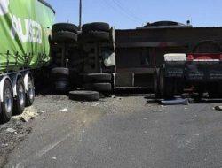 Kecelakaan Beruntun Tol Cipali, 12 Orang Meninggal