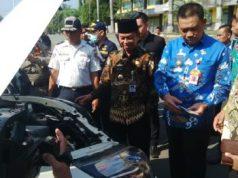 TERASLAMPUNG.COM -- Menyambut Hari Raya Idul Adha 1440/2019M, Pemerintah Provinsi Lampung akan menyalurkan bantuan kemanusiaan berupa hewan qurban kepada yang berhak menerima/mustahik.