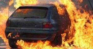 Ilustrasi mobil terbakar. burninjury.com