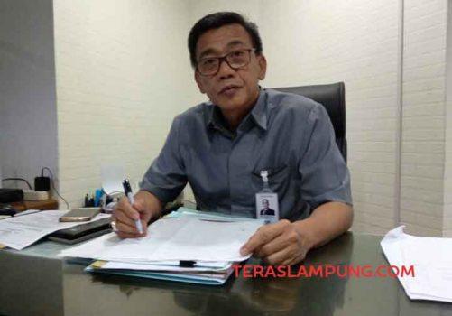 Kepala Cabang Utama Bank Lampung, Muhammad Riza