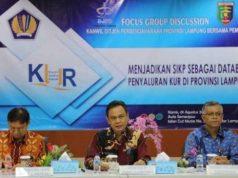 Rapat Koordinasi Monitoring dan Evaluasi KUR dan SIKP, di Aula Ditjen Perbendaharaan, Kamis (1/8/2019).
