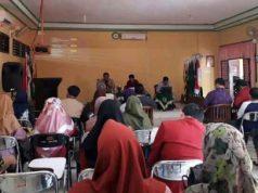 Sosialisasi LPDP di Universitas Muhammadiyah Kotabumi, Selasa, 6 Agustus 2019.