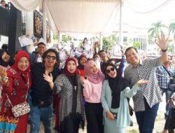 Ratusan Calon Pedangdut Ikuti Audisi Liga Dangdut Indosiar di PKOR Wayhalim
