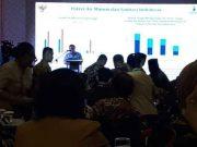 Menteri Perencanaan Pembangunan Nasional/Kepala Bappenas Bambang Brojonegoro membuka acara City Sanitation Summit (CSS) AKKOPSI ke-XIX00, yang dilaksanakan dari tanggal 23 – 25 September 2019 di Banjarmasin.