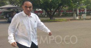 Ketua Umum Projo, Budi Arie Setiadi, di Kompleks Istana Kepresidenan jelang pelantikan wakil menteri 2019-2024, Jakarta, 25 Oktober 2019. TEMPO/Ahmad Faiz