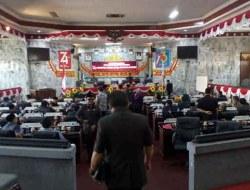 AKD DPRD Lampura Dikuasai Wakil Parpol Non-Pendukung Agung-Budi