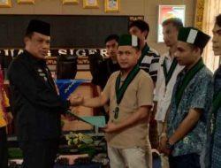 Ini Delapan Tuntutan HMI Terkait Persoalan di Lampung Utara