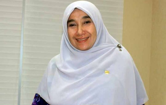 Anggota DPR RI dari PKS, Sakinah Aljufri