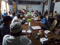 Rapat ke-8 yang dilakukan oleh Komisi III DPRD Lampung Utara untuk menyelesaikan konflik warga Desa Blambanganpagar dengan PT.TWBP