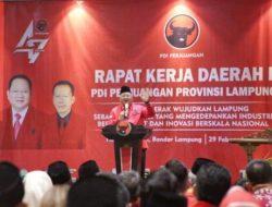 Soal Rekomendasi DPP, Ini Kata Ketua DPD PDIP Lampung